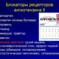 Блокаторы рецепторов ангиотензина 2
